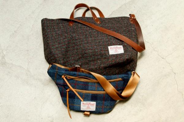 hobo harris tweed tote shoulder bag vendor nagoya exclusive 1 hobo x Harris Tweed vendor NAGOYA Exclusive