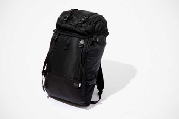 porter whiz backpack wallet 1 whiz x Porter Fall/Winter 2011 Backpack
