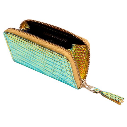 comme des garcons metallic wallets 3 Comme des Garcons Christmas Specials 2011 Wallet