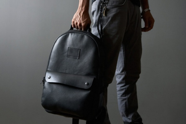 KillSpencer Classic Utility Leather Backpack | The Carry