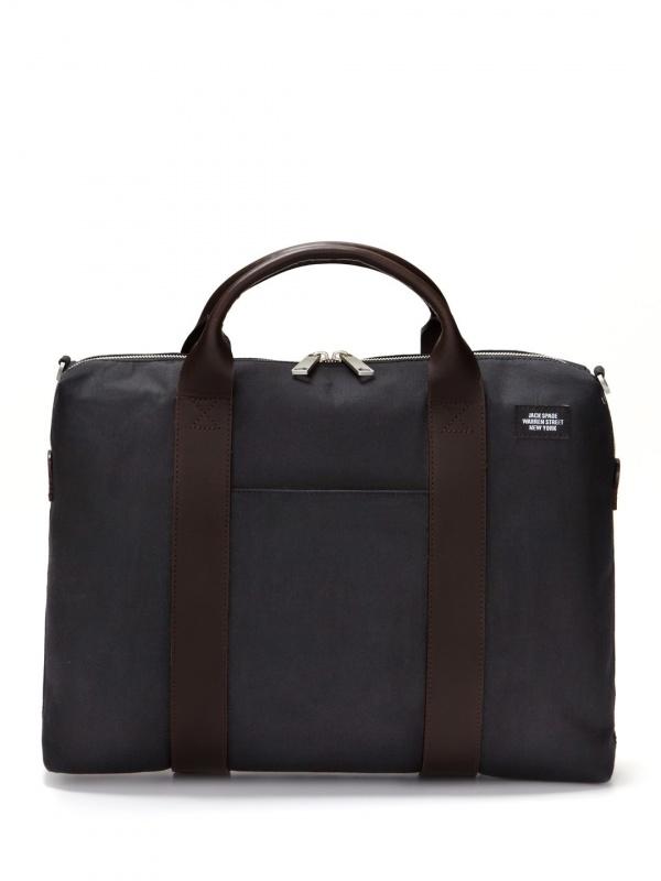 lg Jack Spade Davis Briefcase