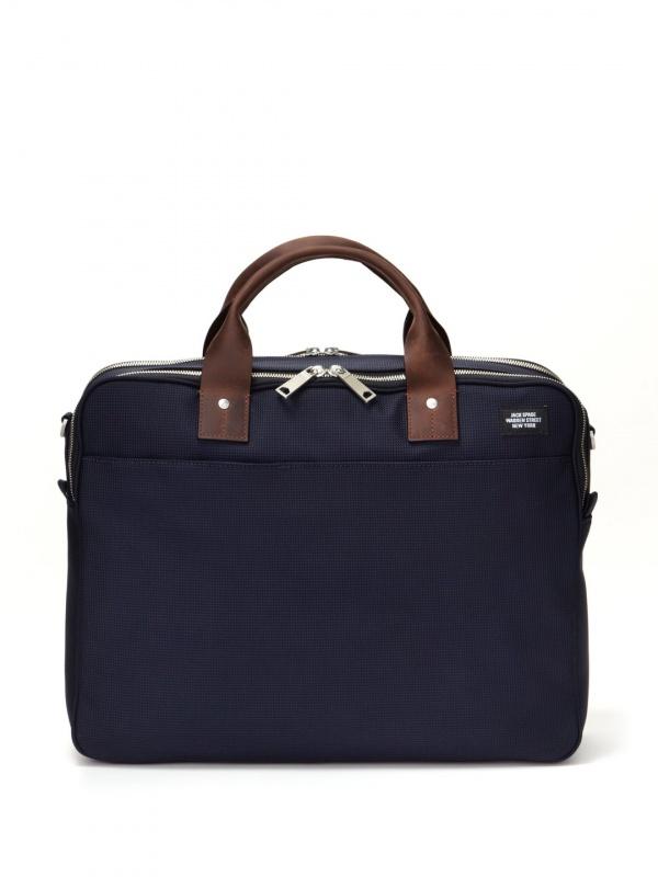 lg1 Jack Spade Nylon Laptop Briefcase