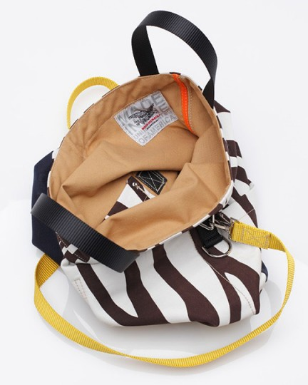 mcnairy chesterwallace bag 2 432x540 Mark McNairy Chester Wallace Zebra Tote