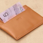 micro sleeve wallet tan 3 150x150 Bellroy Micro Sleeve Wallet