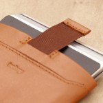 micro sleeve wallet tan 4 150x150 Bellroy Micro Sleeve Wallet