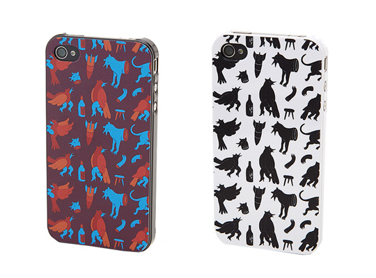 parra iphone covers 0 Parra x Sly iPhone 4 Covers