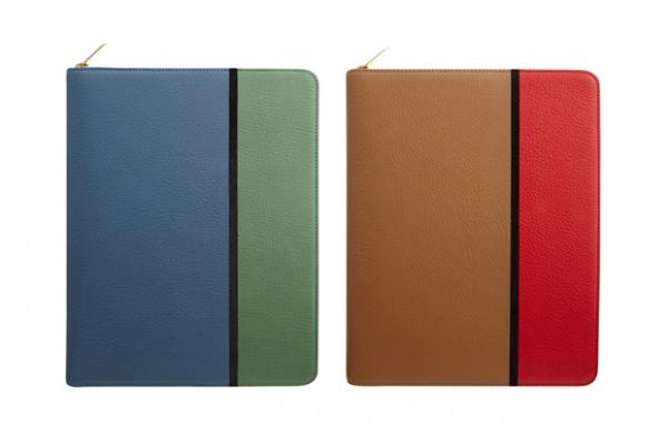 smyth 01 Smythson x Jonathan Saunders iPad Case