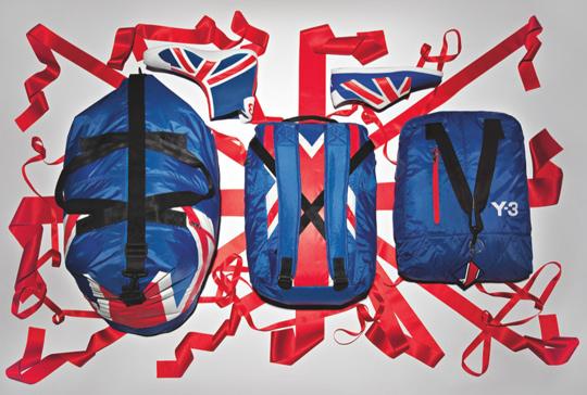 y3 great britain collection Y 3 Great Britain Spring/Summer 2012 Collection