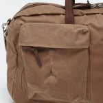 3905sand tommytripsand5 150x150 Property Of... Sand Waxed Cotton Weekender Bag