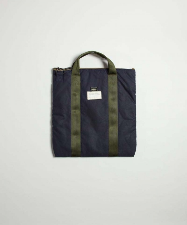 Porter Waste Twice Helmet Bag 1 Porter x Waste (Twice) Helmet Bag