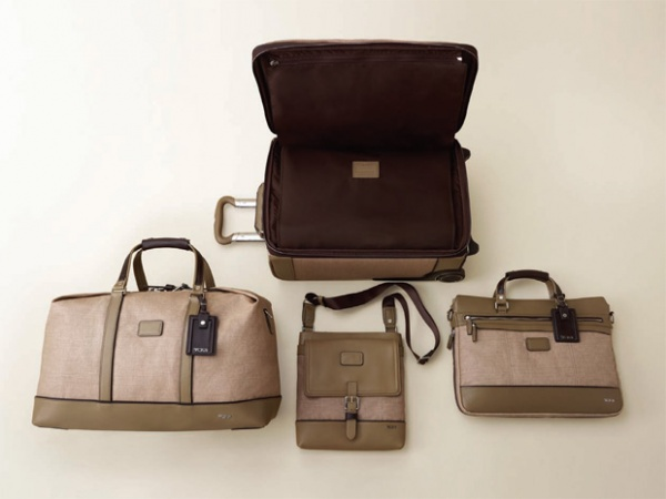 Tumi 2012 Bedford 3 Tumi Bedford Collection Spring 2012