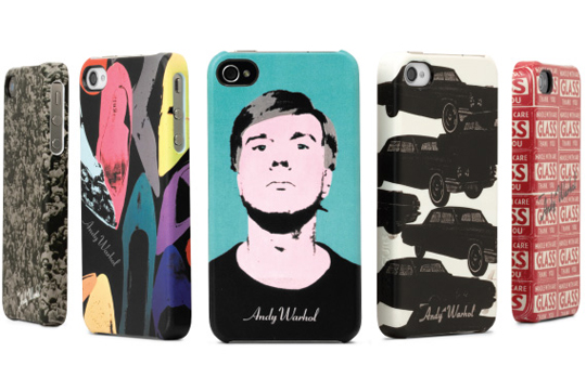 incase andy warhol iphone 4 cases Incase Andy Warhol Series iPhone 4 Cases