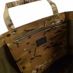 twotonetotebagmultiorange3 150x150 Sophnet Camouflage Two Tone Tote
