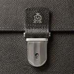 173173 mrp cu l 150x150 Dunhill Bourdon Textured Leather Briefcase
