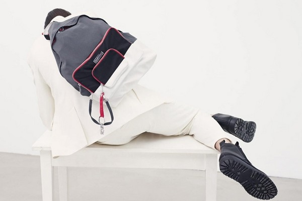 Kris Van Assche x Eastpak SpringSummer 2012 bag collection 01 Kris Van Assche x Eastpak Spring/Summer 2012