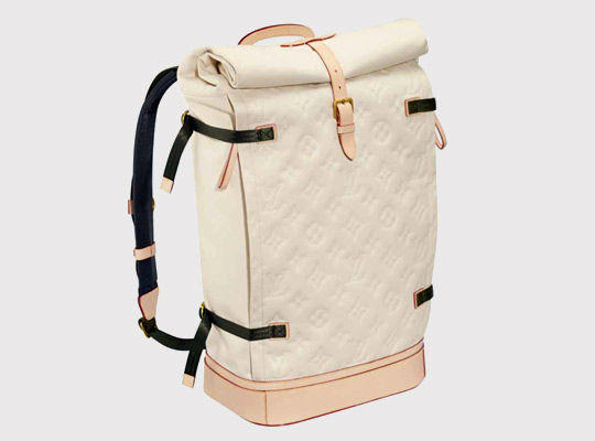 louis vuitton backpack ss12 0 Louis Vuitton Spring/Summer 2012 Backpack