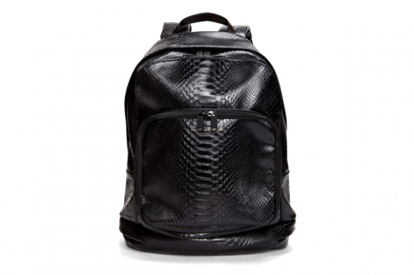 marc by marc jacobs nifty gifty python backpack 01 Marc by Marc Jacobs Nifty Gifty Python Backpack