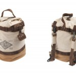 100 US9ED101 MAILMAN DUFFEL Cream Dark Beige Saddle 150x150 Superdry Mailman Bag
