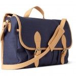 181463 mrp fr l 150x150 A.P.C. Cotton Twill & Leather Satchel