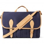 181463 mrp in l 150x150 A.P.C. Cotton Twill & Leather Satchel