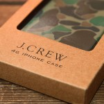 jcrew rubber camo iphone 4 case 1 150x150 J. Crew Cloud Camouflage Rubber iPhone 4G Case