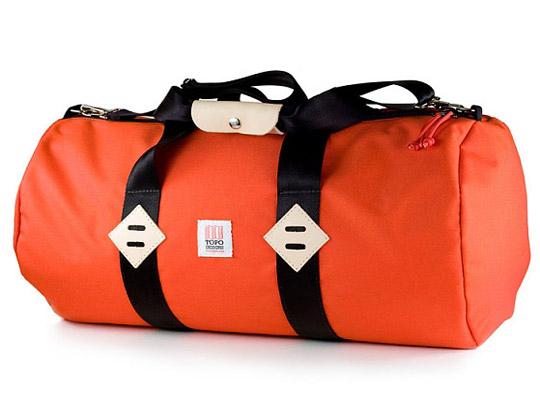 topo designs 1 Topo Designs Cordura Duffel Bags