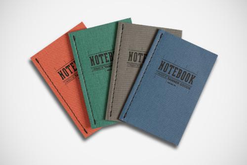 tumblr lowjkpwHS41qbupjwo1 500 Tanner Goods Linen Notebook