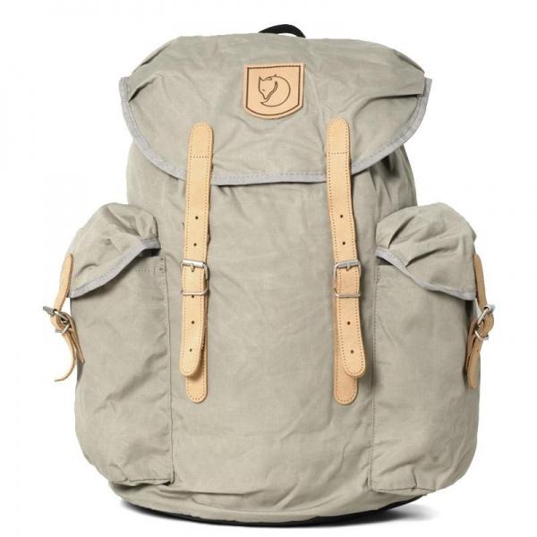 06 03 2012 fjall vintageruck khaki large2 Fjällräven Vintage 20L Backpack