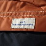 08 03 2012 apc backpack caramel detail3 150x150 A.P.C. Nylon Backpack