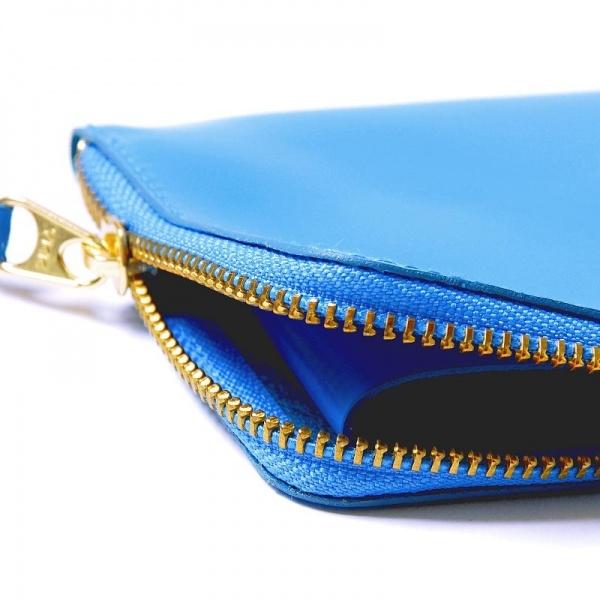 08 06 2011 commegarcons classic blue detail1 2 Comme des Garçons SA3100 Classic Wallet