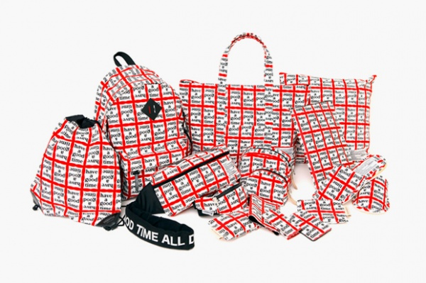 haveagoodtime fabrick bag collection 1 haveagoodtime Teams Up With FABRICK On Capsule Collection