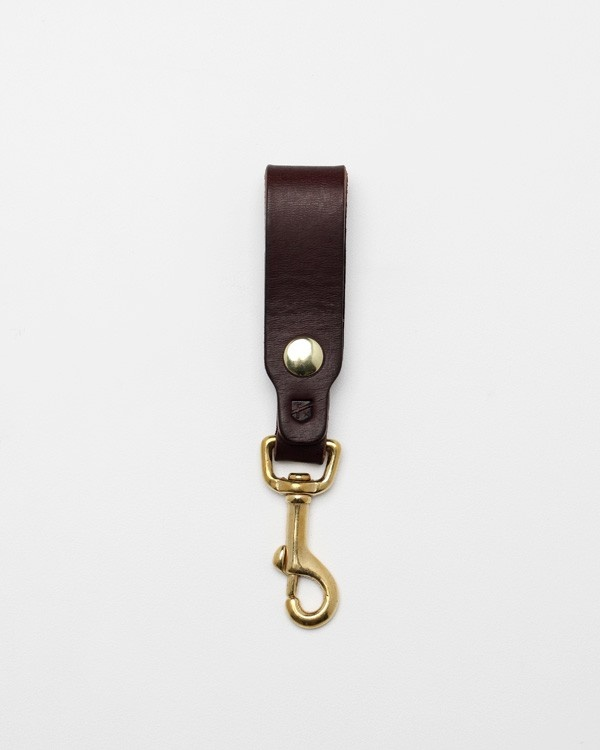 5201 shortkey 1 Wood & Faulk Short Key Strap