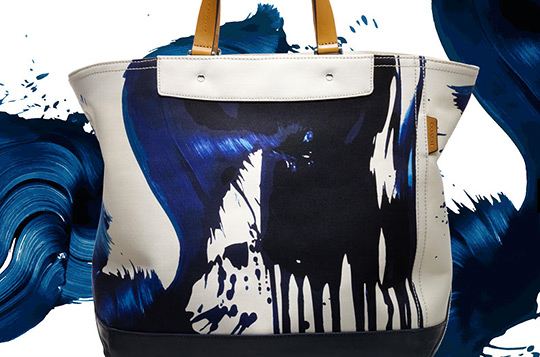 coach james nares canvas tote bags 07 James Nares for Coach Tote Bag Collection