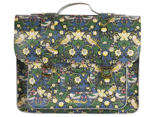 liberty london floral satchels 1 Liberty of London x Dr. Martens Print Satchel