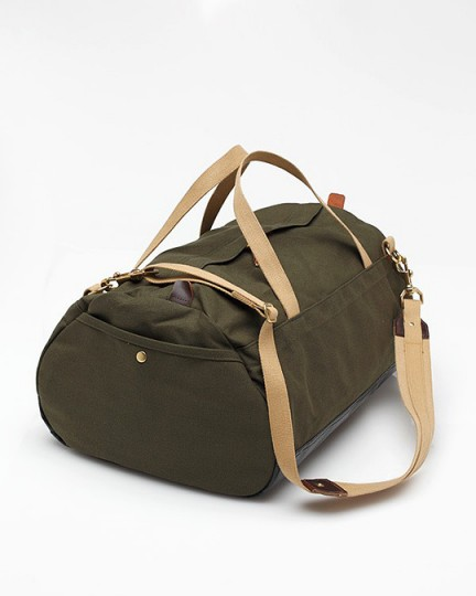archival clothing duffle bag 4 432x540 Archival Clothing Truck Tarp Duffel Bag
