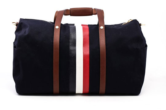 brooks brothers mackintosh duffel bag 0 Brooks Brothers Black Fleece Mackintosh Duffle