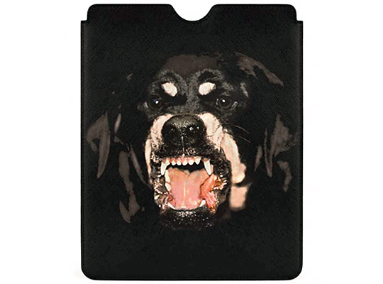 givenchy rottweiler ipad case Givenchy Rottweiler iPad Case