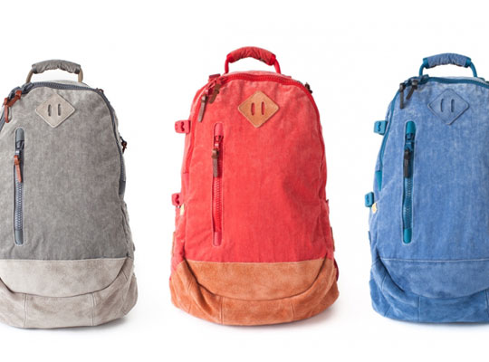 visvim lamina corduroy 20l backpacks 0 Visvim Lamina Corduroy 20L Backpack