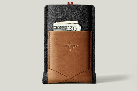 hardgraft pocket phone case heritage Selection: 4 Stylish iPhone Cases