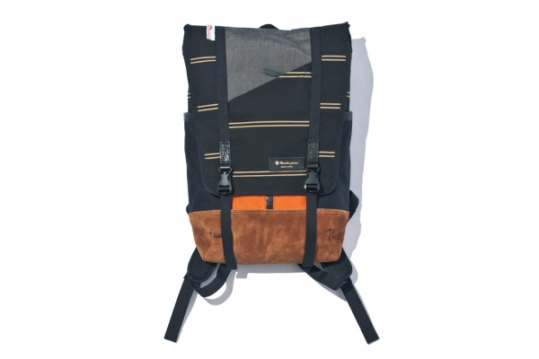 master piece 2012 springsummer slash backpack 01 master piece Spring/Summer 2012 Slash Backpack