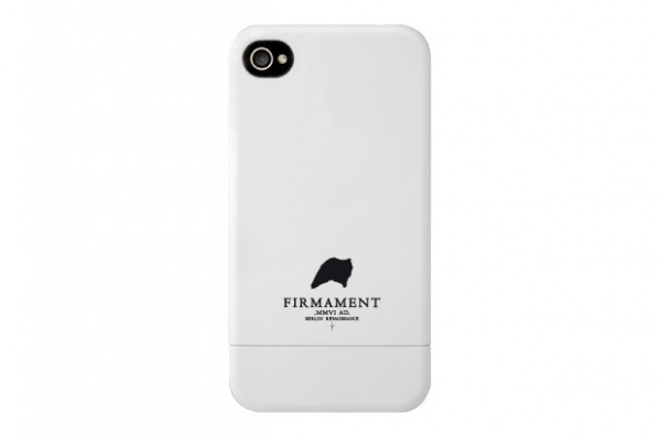 incase firmament 1 Firmament x Incase iPhone 4S Slider Case