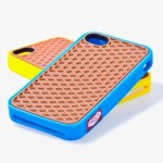 vans 2012 rubber waffle case iphone 4 yellowcyan 1 150x150 Vans 2012 Rubber iPhone 4 Case: Cyan & Yellow