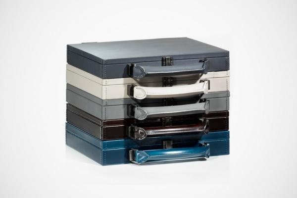 lanvin ganster suit cases 1 Lanvin Monsieur Briefcase