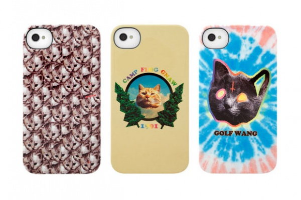 odd future x incase iphone 4s snap cases 1 620x413 Odd Future x Incase iPhone 4S Snapcase