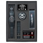 Stussy & Luminox & Megabass Limited Edition Pack