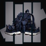 Undefeated & Converse Ballistic Capsule Line Navy