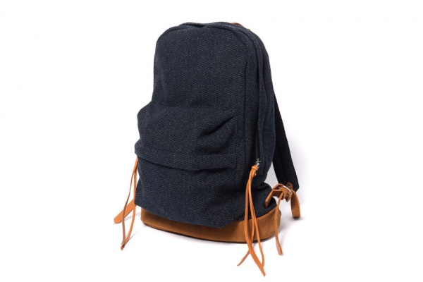 nonnative dweller melton wool daypack 1 nonnative Dweller Melton Wool Daypack
