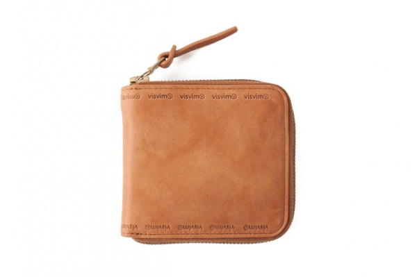 visvim 2012 fall winter veggie bi fold 1 Visvim Fall/Winter 2012 Veggie Bi Fold Wallet