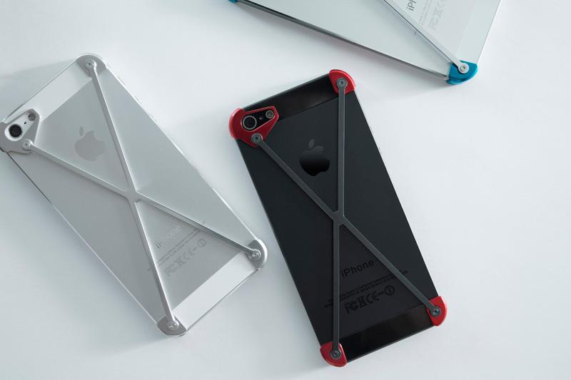 mod 3 radius minimalist case iphone 5 1 Mod 3 Radius Minimalist iPhone 5 Case