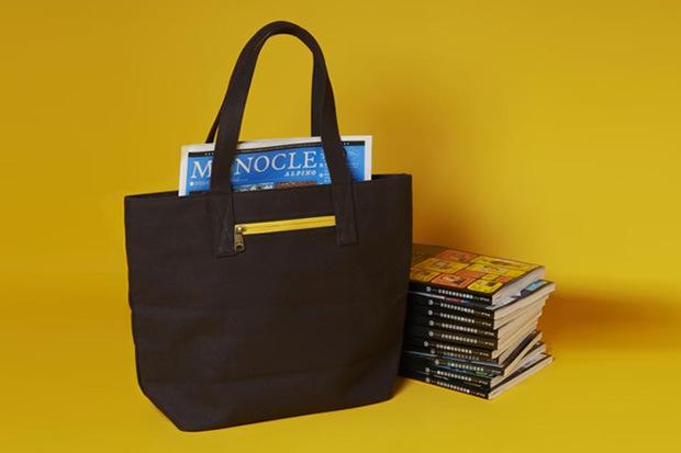 monocle x porter sub club bag 1 Monocle x Porter Sub Club Bag